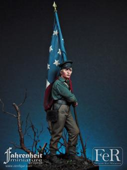 Regiments-Fahnenträger - 7th Kentucky Infantry - 1862