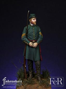 Sergeant - 5th Georgia Clinch Rifles - 1861