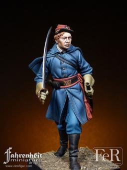 Offizier - 5th New Hampshire Infantry Volunteer Regiment - 1862