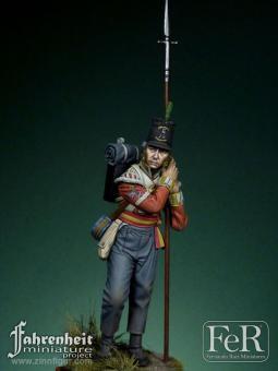 Sergeant bei Quatre Bras - 1815