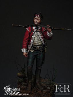 Grenadier - 71st Fraser's Highlanders 1780