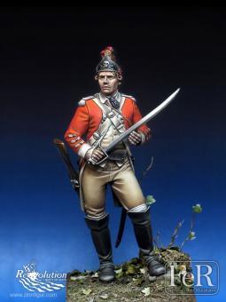 Leichter Dragoner - Long Island - 1775