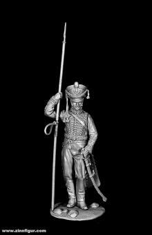 Russischer Husar - 1812-14