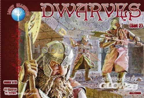 Zwerge - Set 2
