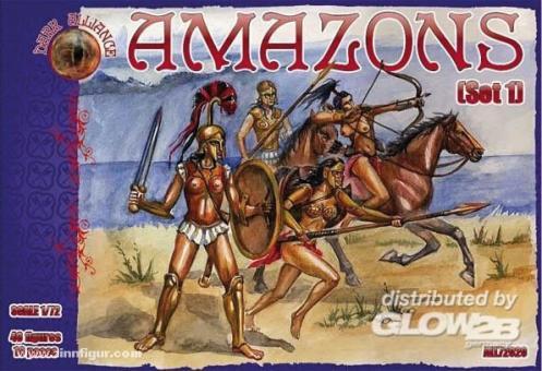 Amazonen - Set 1