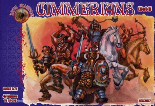 Cimmerians - Set 1