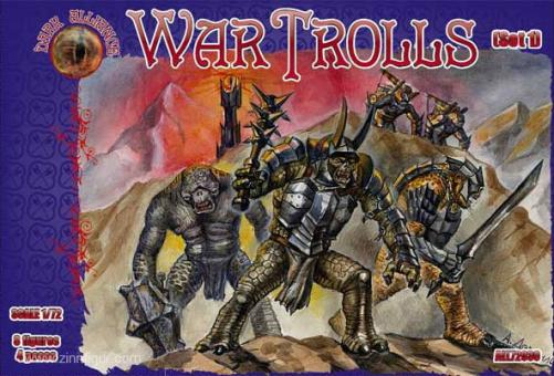 Kriegs-Trolle - Set 1