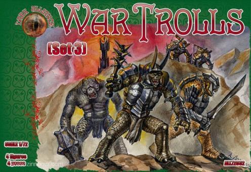Kriegs-Trolle - Set 3