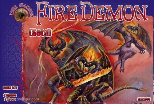 Feuer Dämonen - Set 1