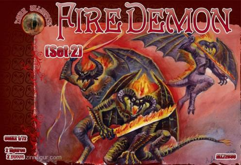 Feuer Dämonen - Set 2