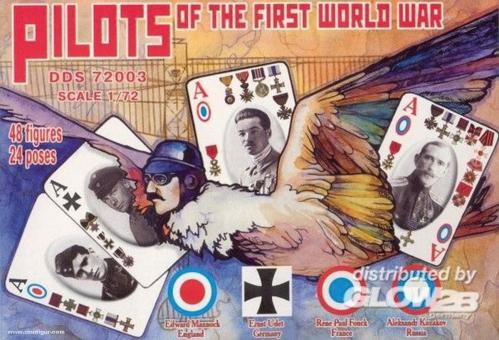 Piloten - Erster Weltkrieg