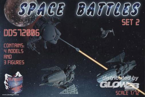 Space Battles Set 2