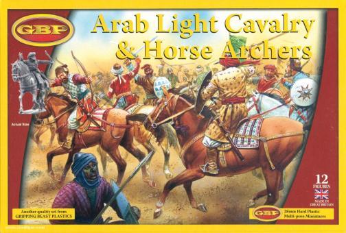 Arab Light Cavalry & Horse Archers