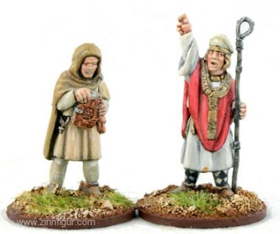 Bishop and Attendant
