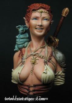 Elfen-Kriegerin
