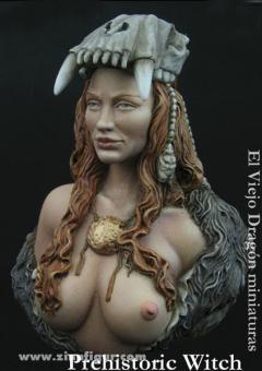 Prähistorische Hexe