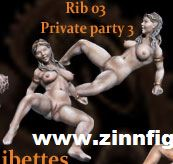 Private Party Girl 3