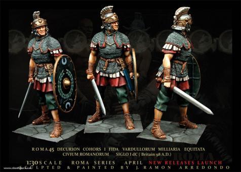 Decurion - Britannien 98 n.Chr.