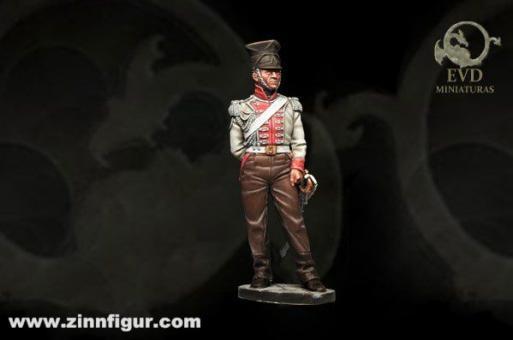 "Leichter Kavellerist - Guardia de Corps 1808 José I. ""Caballeria Ligera Alemana"""