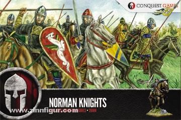 Normannische Ritter