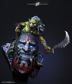 Goblin on Siege Giant