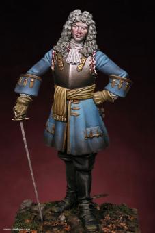 Französischer Offizier - 1700