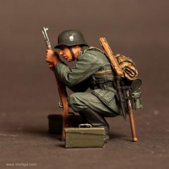 Deutscher Infanterist - 1939-42