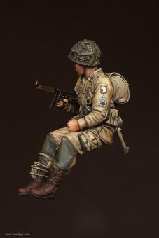 Sergeant - 101st Airborne Division - für Sherman Panzer