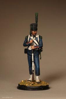 Französischer Chasseur - Leichte Infanterie - Marengo 1800