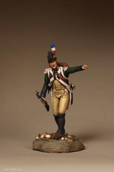 Chasseur - Legion Germanique 1793