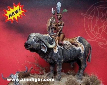 Zulu-Königin Kidada