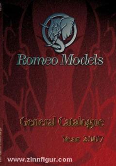 Romeo Models Katalog 2007