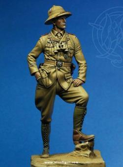 Oberleutnant der Artillerie