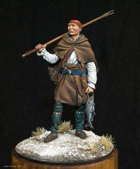 Iroquois Fisherman