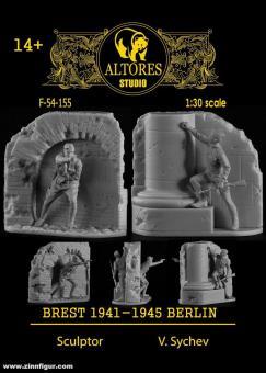 Brest 1941 - Berlin 1945