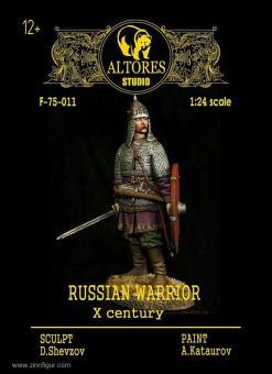 Russischer Krieger - 10. Jh.