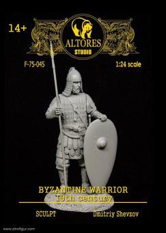 Byzantinischer Krieger 1