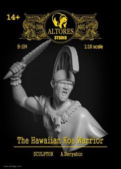 Hawaiianischer Koa Krieger