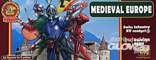 Swiss Infantry Kanton Bern - 15th Century