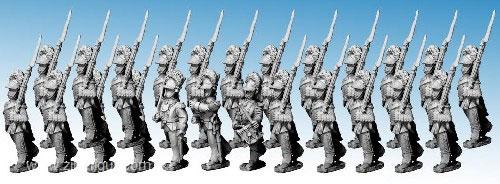 Russisches Grenadier Regiment - 1788-90