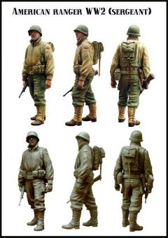 US Ranger Sergeant