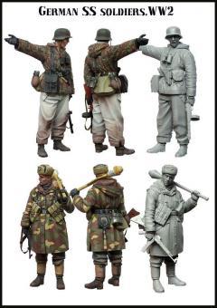 Deutsche Waffen-SS Soldaten