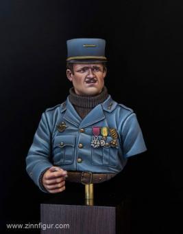 Französischer Pilot - 1. Weltkrieg