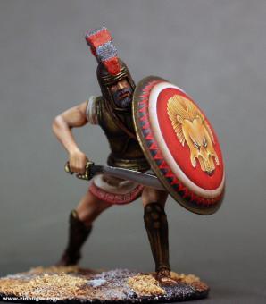 Greek Warrior - 5th Century B.C.
