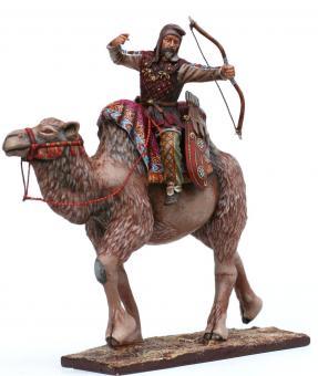 Persian Camel Warrior