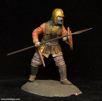 Scythian Warrior - 5th Century B.C.