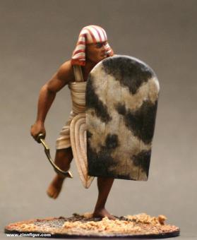 Ägyptischer Krieger - 13. Jh.v.Chr.