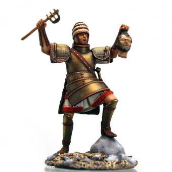 Mycenean Warrior - 1400 B.C.