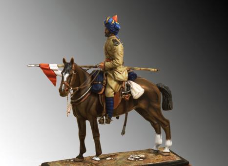 Kavallerist - 1st Bombay Lancers - 1885
