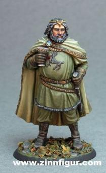 Fat King Robert Baratheon
